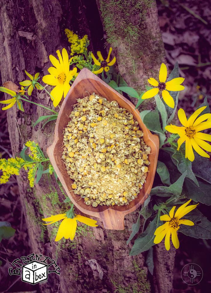 Chamomile Flowers *Organic*
