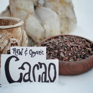 Cacao Nibs *Organic and Raw*
