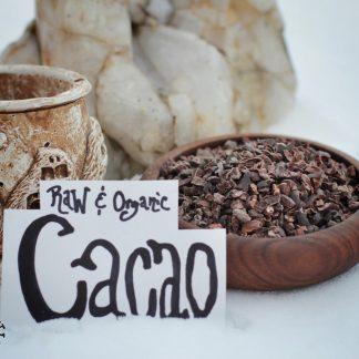 Cacao Nibs *Organic and Raw*