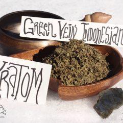 Kratom Leaf - Green Vein Indonesian *Organic*
